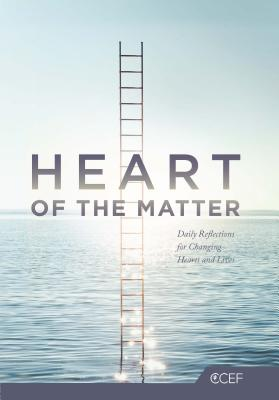 Image for Heart of the Matter: Daily Reflections for Changing Hearts and Lives
