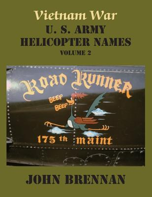 Image for Vietnam War U. S. Army Helicopter Names, Volume 2