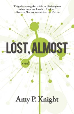Lost, Almost, Knight, Amy P.