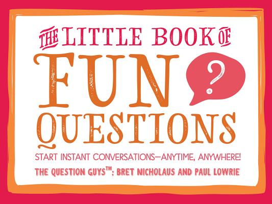 Image for The Little Book of Fun Questions