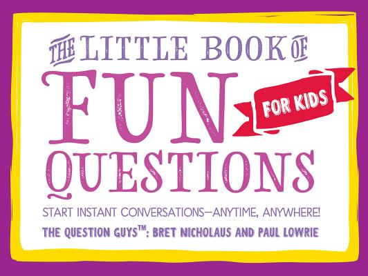 Image for The Little Book of Fun Questions for Kids
