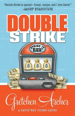 Image for DOUBLE STRIKE (DAVIS WAY, NO 3)