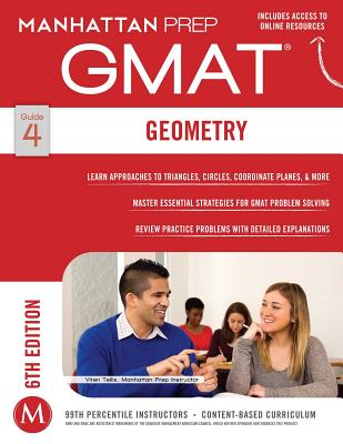 Image for GMAT Geometry (Manhattan Prep GMAT Strategy Guides)