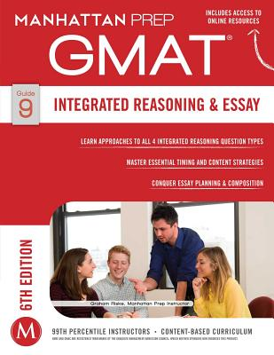 Image for GMAT Integrated Reasoning and Essay (Manhattan Prep GMAT Strategy Guides)