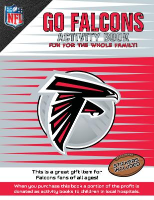 Go Falcons Activity Book, Hall, Darla
