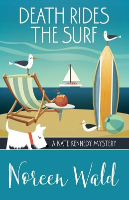 Image for Death Rides the Surf (A Kate Kennedy Mystery) (Volume 5)