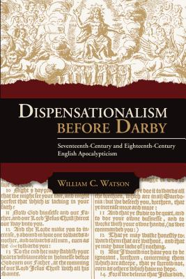 Image for Dispensationalism Before Darby