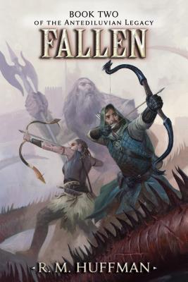 Image for Fallen (Antediluvian Legacy) Book 2