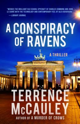 A Conspiracy of Ravens (James Hicks), McCauley, Terrence