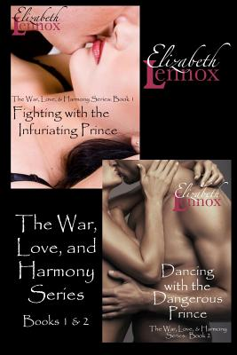 Fighting with the Infuriating Price & Dancing with the Dangerous Price: Books 1 and 2 of The War, Love, and Harmony Series (Volume 1), Lennox, Elizabeth