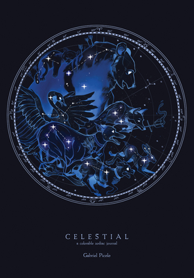Image for Celestial: A Colorable Zodiac Journal