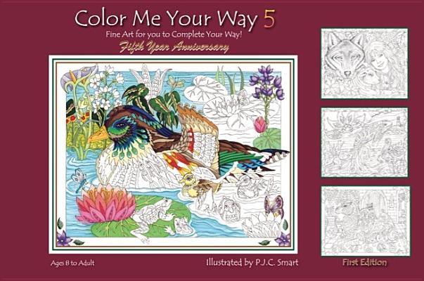 Color Me Your Way 5, Pamela Smart