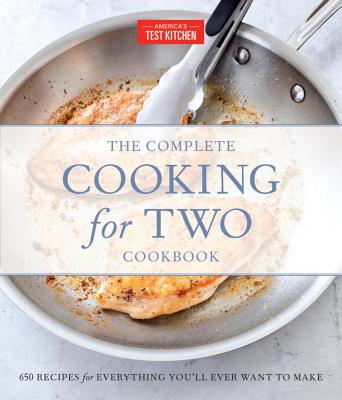 Image for Complete Cooking for Two Cookbook, Gift Edition: 650 Recipes for Everything You'