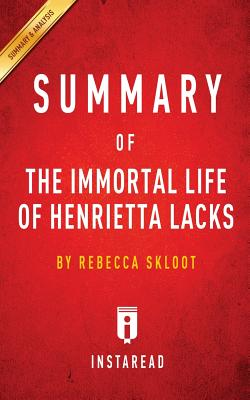 Image for Summary of The Immortal Life of Henrietta Lacks: by Rebecca Skloot | Includes Analysis