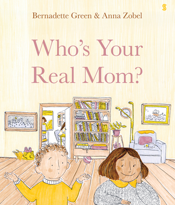 Image for WHO'S YOUR REAL MOM?