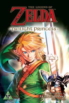 Image for The Legend of Zelda: Twilight Princess, Vol. 5 (5)
