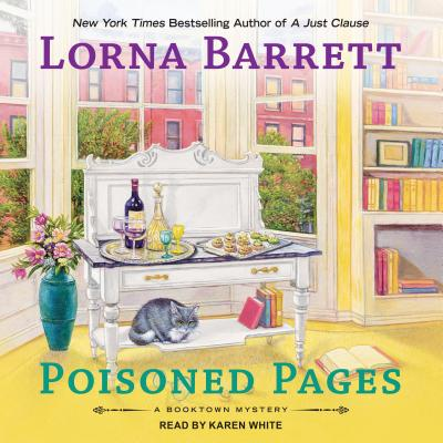 Image for Poisoned Pages (Booktown Mystery)
