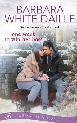 Image for One Week to Win Her Boss (Snowflake Valley) (Volume 2)