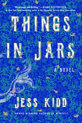 Image for THINGS IN JARS