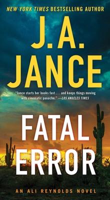 Image for Fatal Error: An Ali Reynolds Mystery (6) (Ali Reynolds Series)