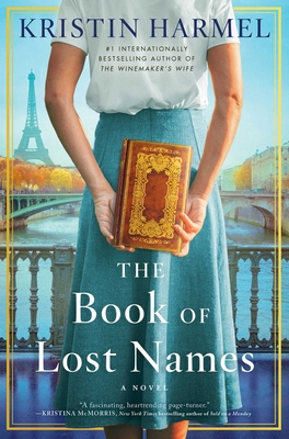 Image for BOOK OF LOST NAMES