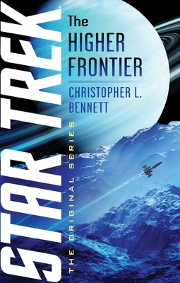 Image for STAR TREK: THE HIGHER FRONTIER (STAR TREK: THE ORIGINAL SERIES)