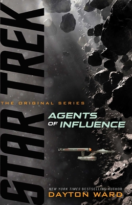 Image for AGENTS OF INFLUENCE (STAR TREK: THE ORIGINAL SERIES)