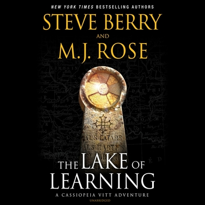 Image for The Lake of Learning (The Cassiopeia Vitt Adventure Series)