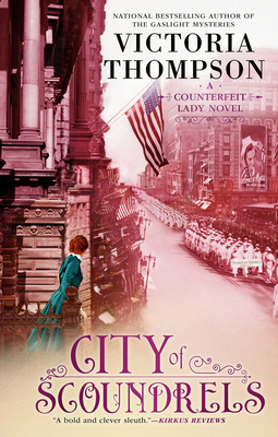 Image for City of Scoundrels (A Counterfeit Lady Novel)