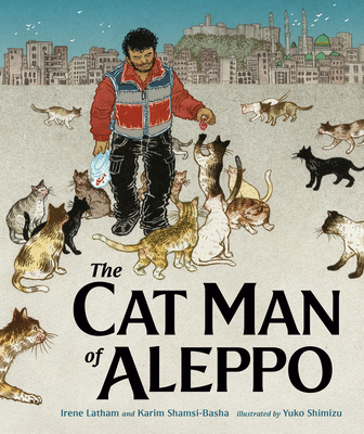 Image for CAT MAN OF ALEPPO