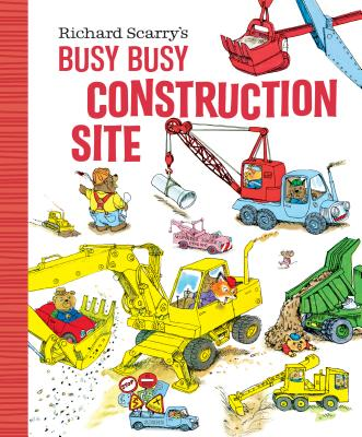 Image for RICHARD SCARRY'S BUSY, BUSY CONSTRUCTION SITE