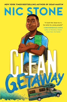 Image for CLEAN GETAWAY