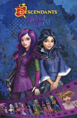 Image for Disney Descendants Wicked World Wish Granted Cinestory Comic Volume 1 (Disney Descendants Wicked World Cinestory Comic)
