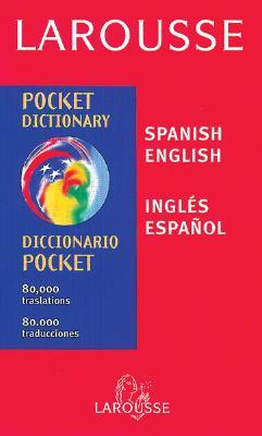 Image for Diccionario español/inglés inglés/español: Larousse Pocket