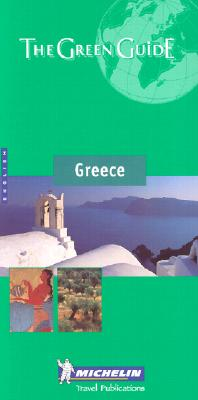Image for Greece (Michelin Green Guide Greece)