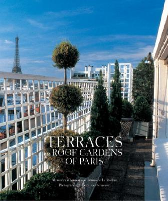 Image for Terraces and Roof Gardens of Paris