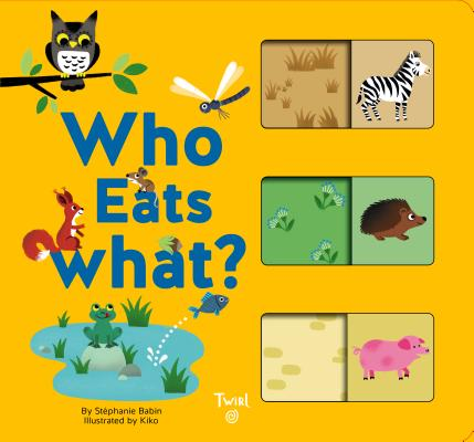 Image for WHO EATS WHAT?