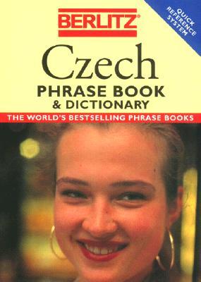 Image for Berlitz Czech Phrase Book and Dictionary (Berlitz Phrase Book)