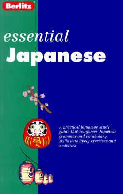 Image for Japanese (Berlitz Essentials)