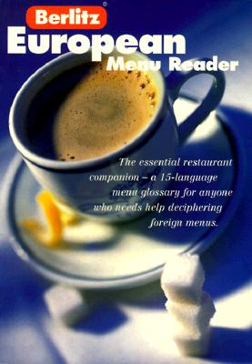 Image for Berlitz European Menu Reader (Berlitz European Guides)