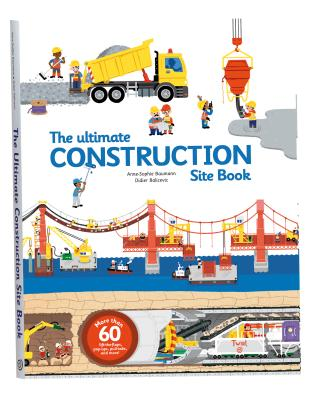 Image for Ultimate Construction Site Book (The Ultimate Book of)