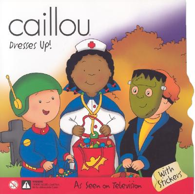 Image for Caillou Dresses Up (Scooter)