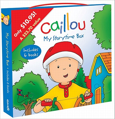 Image for CAILLOU RIDES A BIKE