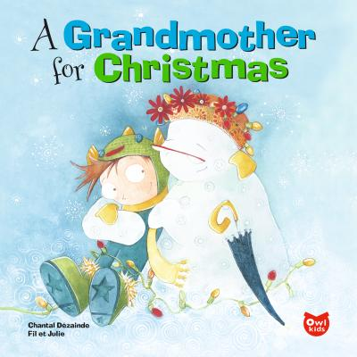 Image for A Grandmother for Christmas