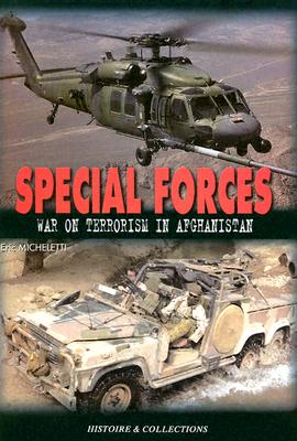 Image for Special Forces: War Against Terrorism in Afghanistan
