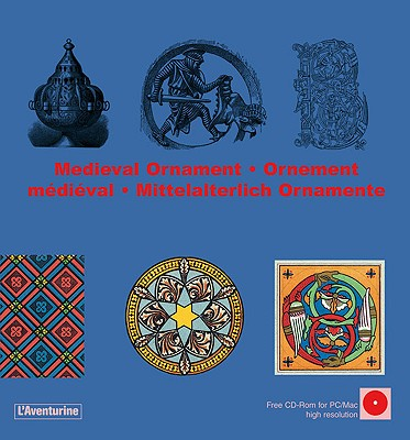 Image for Medieval Ornament (Contains CD-ROM)