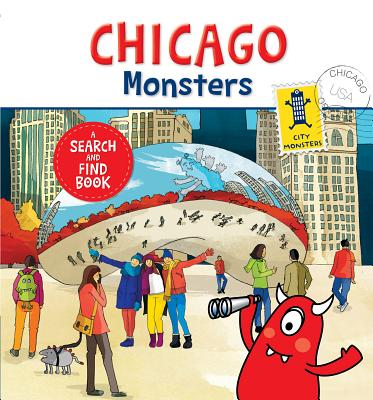Image for Chicago Monsters: A Search-and-Find Book (City Monsters)