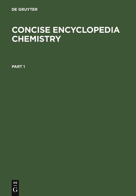 Concise Encyclopedia Chemistry