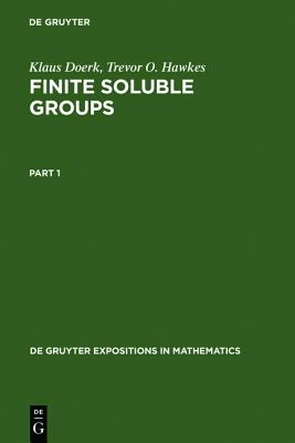 Image for Finite Soluble Groups (Foundations of Communication and Cognition = Grundlagen Der)