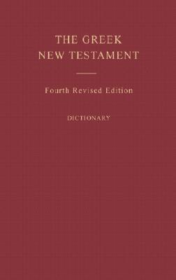 Image for The Greek New Testament (Greek and English Edition)